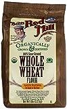 Bob's Red Mill Organic Whole Wheat Flour, 5 lbs