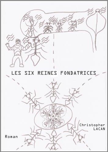 Couverture du livre Les six reines fondatrices