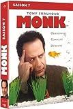 Monk, saison 7 - Coffret 4 DVD (dvd)