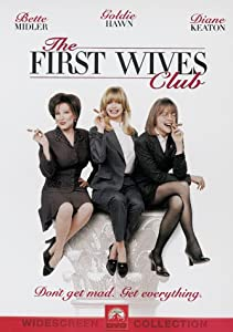 "Cover of ""The First Wives Club"""