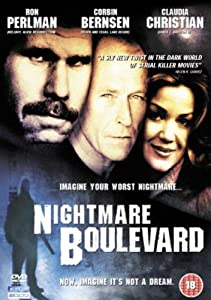 Nightmare Boulevard [DVD]