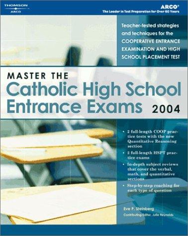 Master the Catholic Hs Entranc (Master the Catholic High School Entrance Exams)
