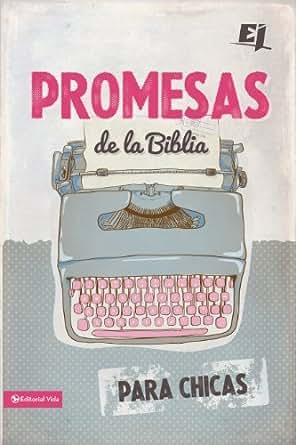 Promesas de la Biblia para chicas (Especialidades Juveniles) (Spanish
