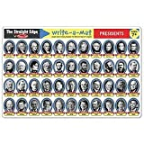 Melissa & Doug Presidents Write-a-Mat
