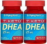 7-Keto DHEA 25 mg x 2 Bouteilles 90 Capsules