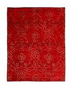 RugSense Alfombra Soft Silk Nepal Rojo 300 x 200 cm