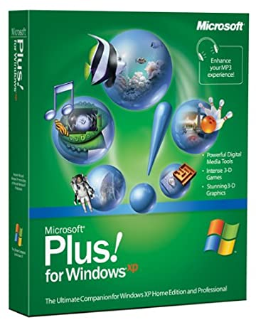 Microsoft Plus! for Windows XP [Old Version]