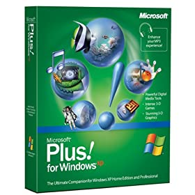 Microsoft Plus! for Windows XP [Old Version]