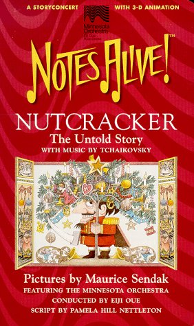 Nutcracker - The Untold Story (Notes Alive)