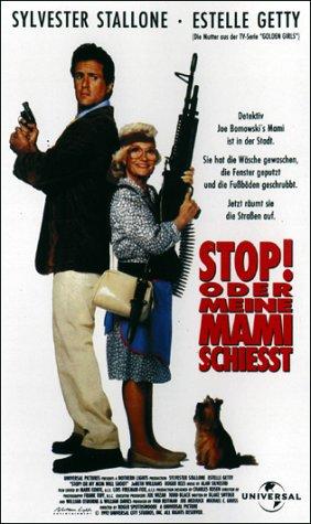 Stop! Oder meine Mami schießt [VHS]
