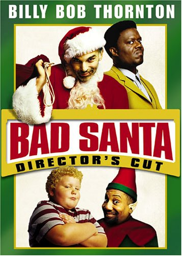 Cover art for  Bad Santa (Director's Cut)