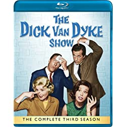 The Dick Van Dyke Show: Season 3 [Blu-ray]