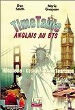 echange, troc Dan Smith, Marie Grosjean - Timetable : Anglais au BTS, 1re et 2e année, hôtellerie, restauration, tourisme (livre de l'élève)