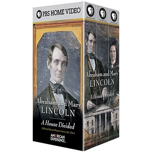 The American Experience - Abraham and Mary Lincoln:  A House Divided [VHS]