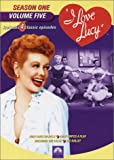 I Love Lucy - Season One (Vol. 5)