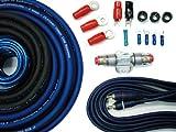 51PNAxnps8L. SL160  KnuKonceptz KCA Complete 4 Gauge Amp Installation Kit ..Buy This