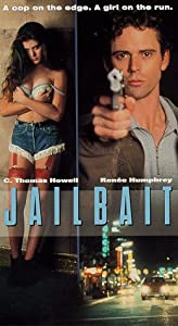 Amazon.com: Jailbait [VHS]: C. Thomas Howell, Renée Humphrey, Krista