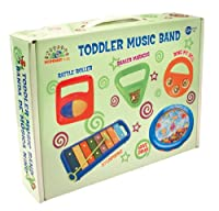 Hohner Kids Toddler Music Band by Hohner Inc, USA