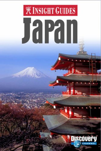 Insight Guide Japan (Insight Guides Japan)