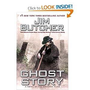Ghost Story - Jim Butcher