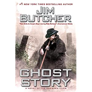 Ghost Story (Dresden Files, No. 13) Hardcover Book