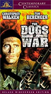 The Dogs of War [VHS]