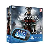 Sony PlayStation Vita WiFi Console with Assassin's Creed 3 Liberation Download Code and 4GB Memory Card