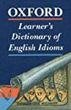Dic Lerner's Dictionary of English Idioms (0194312771) by McCaig, I.R.