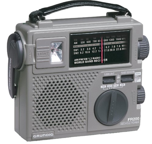Grundig FR200 Emergency Radio