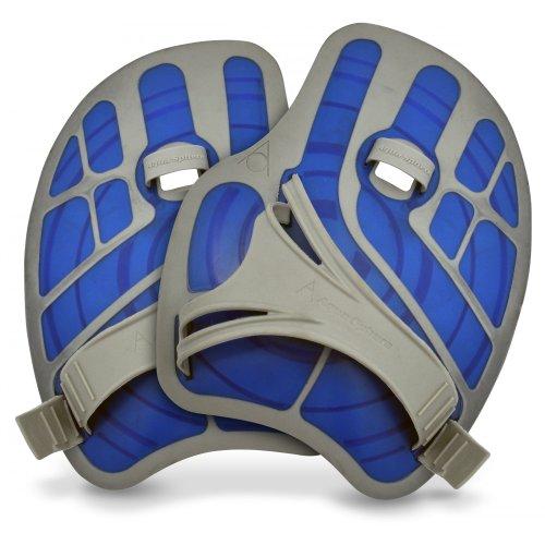 Aqua Sphere Ergo Flex Hand-Paddel / Aquajogging-Handschuhe, 1 Paar