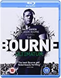 The Bourne Ultimatum [Blu-ray][Region Free] [2007]