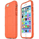 iPhone 6 [Magpul] Field Case [Orange] Best Selling Premium Quality Protective Strong TPU Case - Get ultimate Impact Resistant protection with this Highly Rated case by Magpul! [Perfect Fitting Apple iPhone 6 Case]