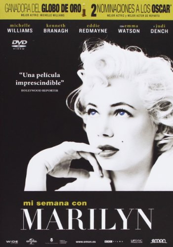 Mi Semana Con Marilyn [DVD]