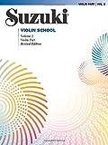 Suzuki Violin School Volume 2 Violin Part (Revised Edition) (Suzuki Violin School, Violin Part)