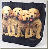 Salamander Graphix – Adult Puppies Tote Bag
