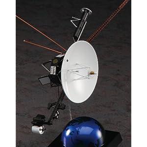 1/48 サイエンスワールド 無人宇宙探査機 ボイジャー