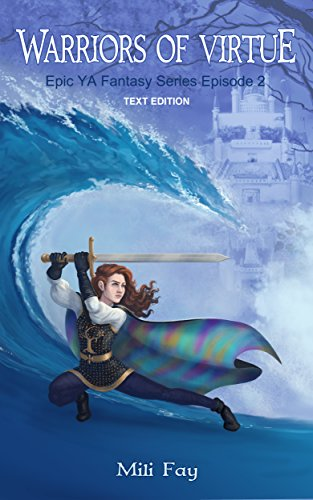 warriors-of-virtue-epic-ya-fantasy-series-episode-2-text-edition-english-edition
