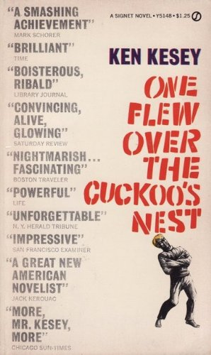 an analysis of the theme of punishment in ken keseys novel one flew over the cuckoos nest Ken babbs, and wendell berry kesey published one flew over the cuckoo's nest in 1962 the novel was an one flew over the cuckoo's nest ken kesey one flew.