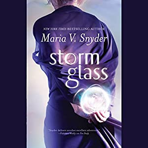 Storm Glass Audiobook