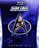Star Trek: Next Generation - Season 6 [Blu-ray] (Bilingual) [Import]