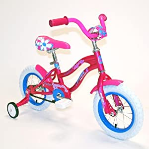 Kettler Violet Girls' Bike (12-Inch Wheels)