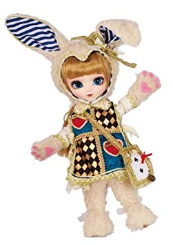 "Pullip Dolls Classical Alice White Rabbit 12"" Doll by Pullip Dolls (English Manual)"