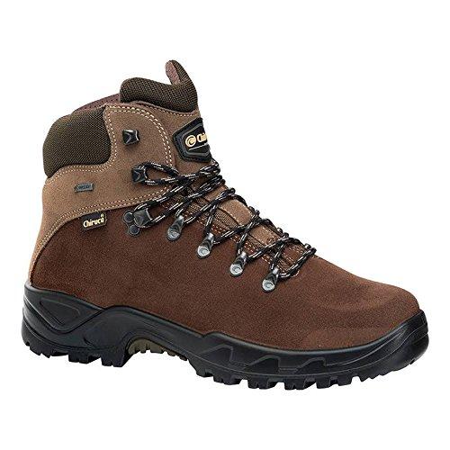 CHIRUCA ,  Scarpe da camminata ed escursionismo uomo marrone marrone Estandar Europea rosso Size: 47