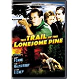 The Trail Of The Lonesome Pine ~ Fred MacMurray