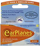 Ear Plugs - Children's Ear Protection for Airplane Travel.