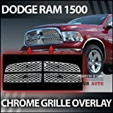 2009-2011 Dodge Ram 1500 Chrome Grille