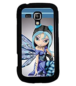 PRINTSWAG ANGEL GIRL Designer Back Cover Case for SAMSUNG GALAXY S DUOS S7562