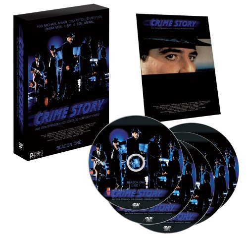 Crime Story - Season 1 - 5 Disc Deluxe Edition [5 DVDs]