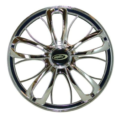 """Scosche Efx 12"""" Spinning Subwoofer Grill Esg121 - Wishbone Style"""