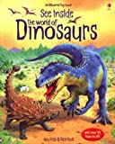 Alex Frith See Inside: The World of Dinosaurs (Usborne Flap Books)